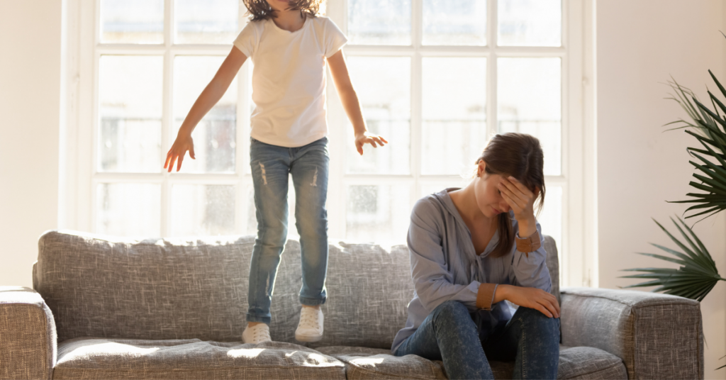 Parenting While Exhausted