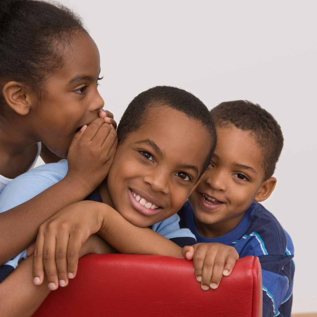 Sibling Relationships Webinar Promo Image - Courses, Masterclasses, And Trainings