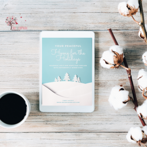 Works Of Mercy Printable Advent Calendar