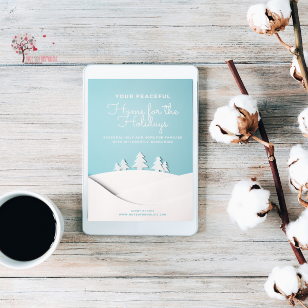 Your Peaceful Home For The Holidays E Book